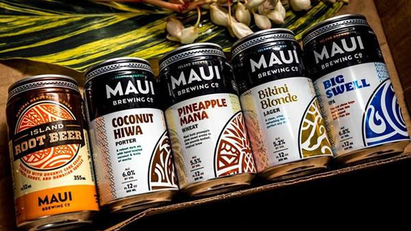 maui-brewing-collaborates-austin-beerworks-fancy-footwork-lager