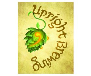 upright-brewing-releases-gin-barrel-aged-special-herbs-in-bottles
