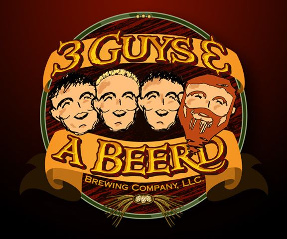 3 Guys and A Beer'd Brewing Co