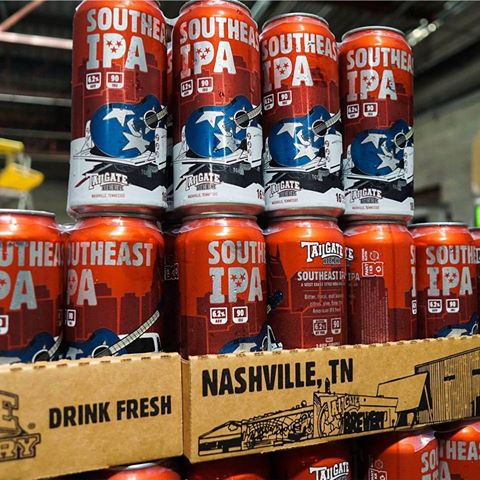 nashvilles-party-fowl-and-tailgate-brewery-team-up-for-dill-with-it-pickle-beer