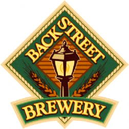Back Street Brewery - Lamppost Pizza