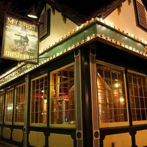 McGuire'S Irish PUB and Brewery Pensacola