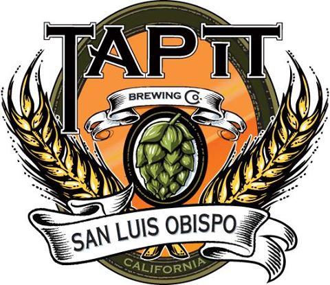 CALIFORNIA Beer Brewery Coaster /</> TAP IT Brewing Company IPA ~ San Luis Obispo